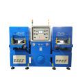 Marco de fotos de máquina de silicona de moldeo hidráulico automático