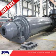Metallurgical slag used roller clay grinder machine for Ghana
