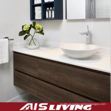 A parede natural do folheado pendurou armários de banheiro para a casa (AIS-B022)