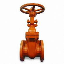 API Carbon Steel Flanged Gate Valve