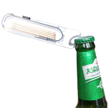 Cheapest Factory for Beer Opener Give Away Gifts Beer Bottle Opener Toothpicks Dispenser supply to Netherlands Wholesale