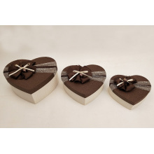 Wholesale Custom Printed Luxury Heart Shaped Chocolate Box