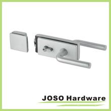 Front Door Hardware Glass Gate Door Plunger Lock (GDL019A-2)