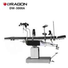 DW-3008A Mesa de operaciones de oftalmología hidráulica manual