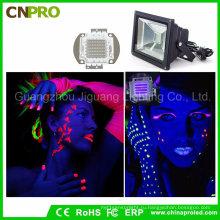 Партии и лазерного освещения светодиодный УФ-прожектор 10Вт 20Вт Прожектор