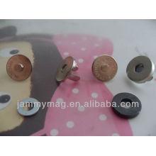 Magnet-Druckknöpfe von zwei Teilen