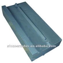 best impact crusher high chrome flat hammer factory