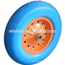 4.00-8 тачка резиновый колесо пены PU