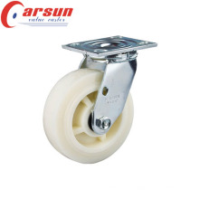 125mm Heavy Duty Swivel Nylon Wheel Castor