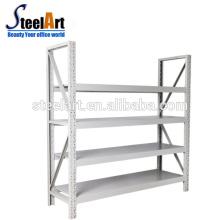 Supermarché réglable / étagères en acier rayonnage de stockage d'entrepôt