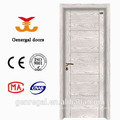 CE classic design Imitation wood Melamine Door