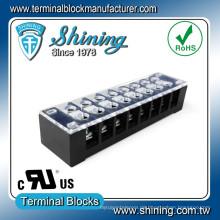 TB-33508CP Panel montiert 8 Pin 300V 35A Double Row Terminal Connector