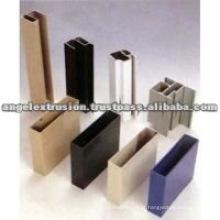 Perfil de alumínio para material de construção