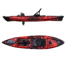 Cheap price 3.6m plastic pedal drive fishing kayak  Propel Angler 12