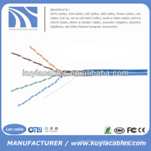 Azul 305m / 1000 pies Cat6a Cable Sftp