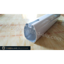 Head Tube for Auto Curtain Track in Aluminium Profile