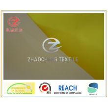 300d DTY Fluorescent Green Oxford Fabric with Breathable Performance (5000/5000) (ZCFF037)