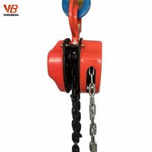 european popular vital manual chain hoist