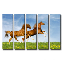 Popular Cheap Art Canvas Prints for Office Decoration