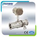 LWGY 316(l) stainless steel sanitary flow meter