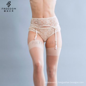wholesale bras and panties sexy girl new bra panti photo Garter Beige Leavers Lace panty underwear panties