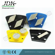 Алмазная шлифовальная пластина для бетонной поверхности пола