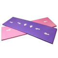 Thick Tri-Fold Folding Exercise Mat for Protective Flooring