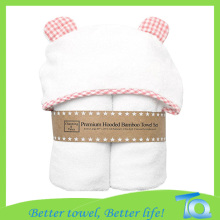 100% Organic Bamboo Baby Hooded Towel