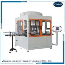 Máquina de inspeção de vazamento para testar lata de aerossol para linha de fabricação de lata de lata