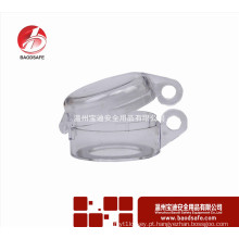 Wenzhou BAODSAFE BDS-D8654 Bloqueio Rotary & Push Button Switch Covers Lockout transparente