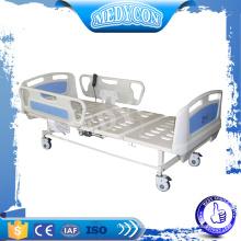 BDE302 CE und ISO genehmigt ABS Seitenschiene medizinische Klinik Bett