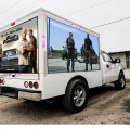 Outdoor RGB Video P4 Mobile Truck Led Display