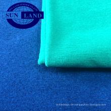 100 Polyester kationisch geschnittenes Wolltuch mit weichem Haar