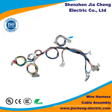 China Faston Terminal Sleeve OEM Wiring Harness