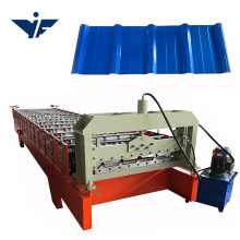 steel roof and wall panel roll forming machine/corrugated roof sheet making machine