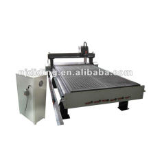 CNC router machine with rotary for cylinder engraving
