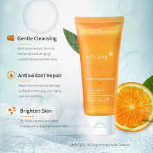 Acne Treatment Pure Lemongrass Facial Cleanser Firming Nourishing Health Skin Black Facing Washings
