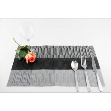 Stereo bamboo decorative mat