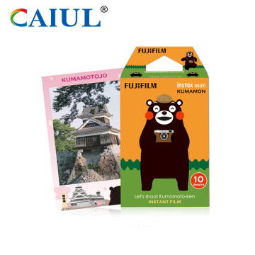 Fujifilm KUMANON Limited Edition Instax Mini Film