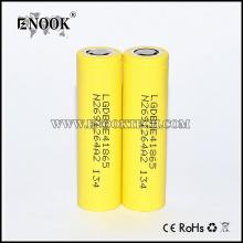 Lg He4 18650 3.7 v 2500mah batteria