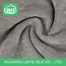 Ligado com tecido de veludo tricot stretch para cobertura de almofadas de sofá