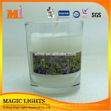 Chine Bougie aromatique de fabrication directe d'usine de ménage de famille de produit