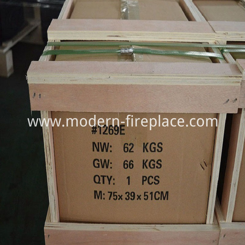 Wood Stove Heating Factory Packaging