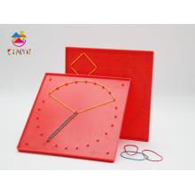 Mathematics Educational Toy Geoboards 7X7