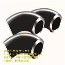 bride en acier de tuyau / coude / té / réducteur Raccords de tuyauterie en acier A234 Wpb ANSI B16.9 (TT-FITTINGS00030)