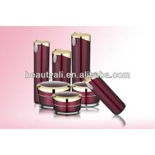 40ml 60ml 80ml 120ml wholesale cosmetic bottle plastic bottle ,luxury skin care bottle packaging ,empty skin care bottle acrylic