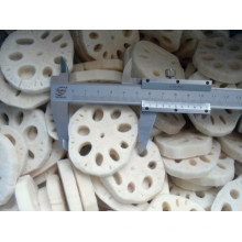 IQF frozen lotus root