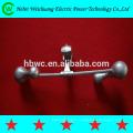 Protection de haute qualité d'ajustage, amortisseur de vibration en alliage d'aluminium