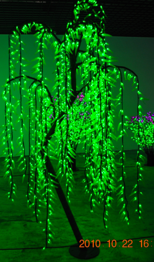LED Simulation Willow Lights H3M