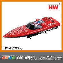 Новые продукты 4-канальный RC скорость лодки игрушки для продажи